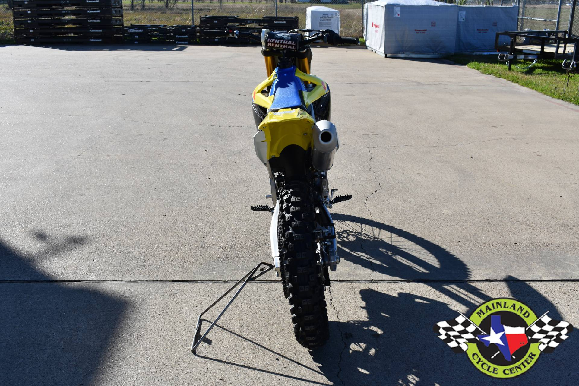 2018 Suzuki RM-Z450 in La Marque, Texas - Photo 8