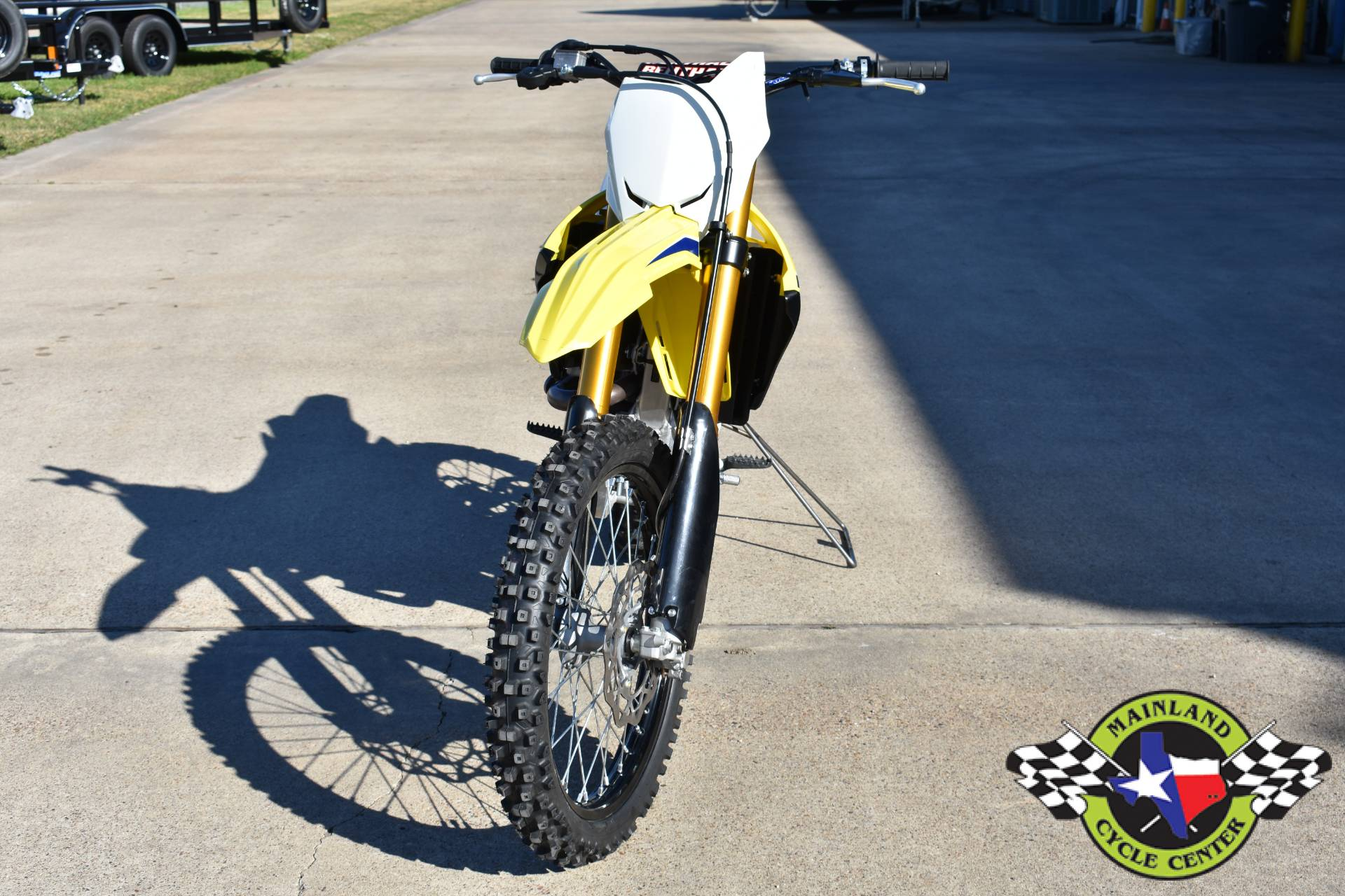 2018 Suzuki RM-Z450 in La Marque, Texas - Photo 9