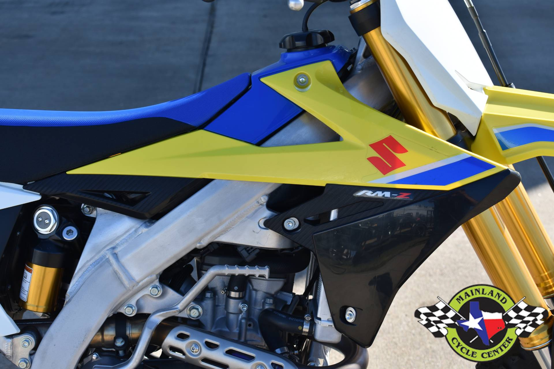 2018 Suzuki RM-Z450 in La Marque, Texas - Photo 11