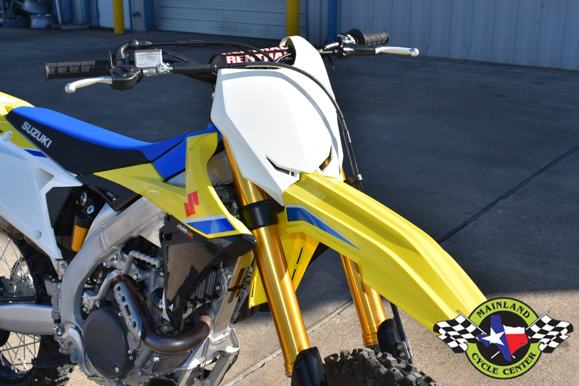 2018 Suzuki RM-Z450 in La Marque, Texas - Photo 12