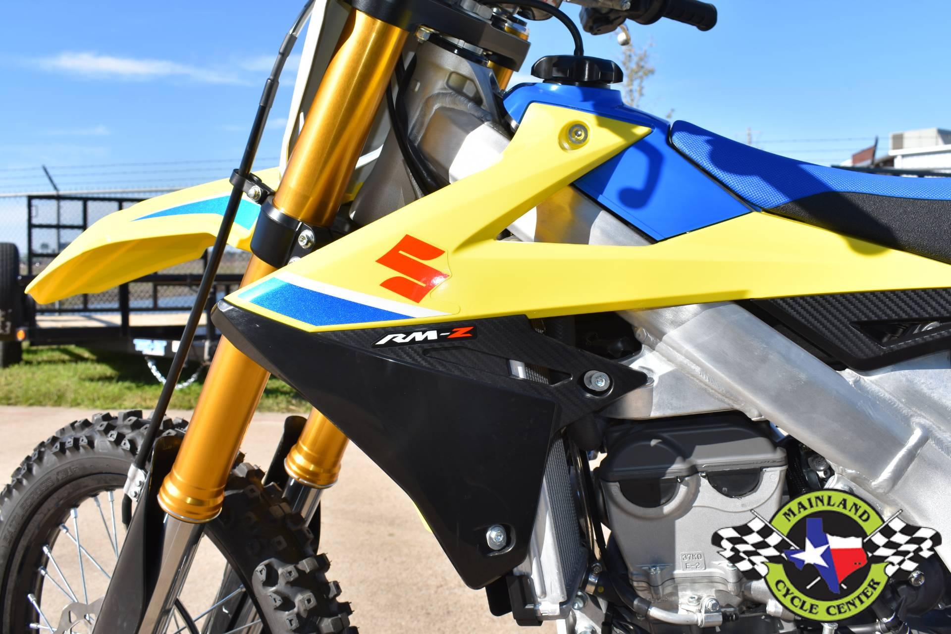 2018 Suzuki RM-Z450 in La Marque, Texas - Photo 20