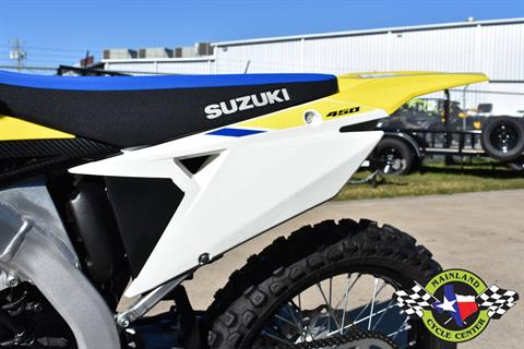 2018 Suzuki RM-Z450 in La Marque, Texas - Photo 22