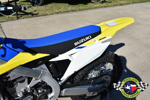 2018 Suzuki RM-Z450 in La Marque, Texas - Photo 24