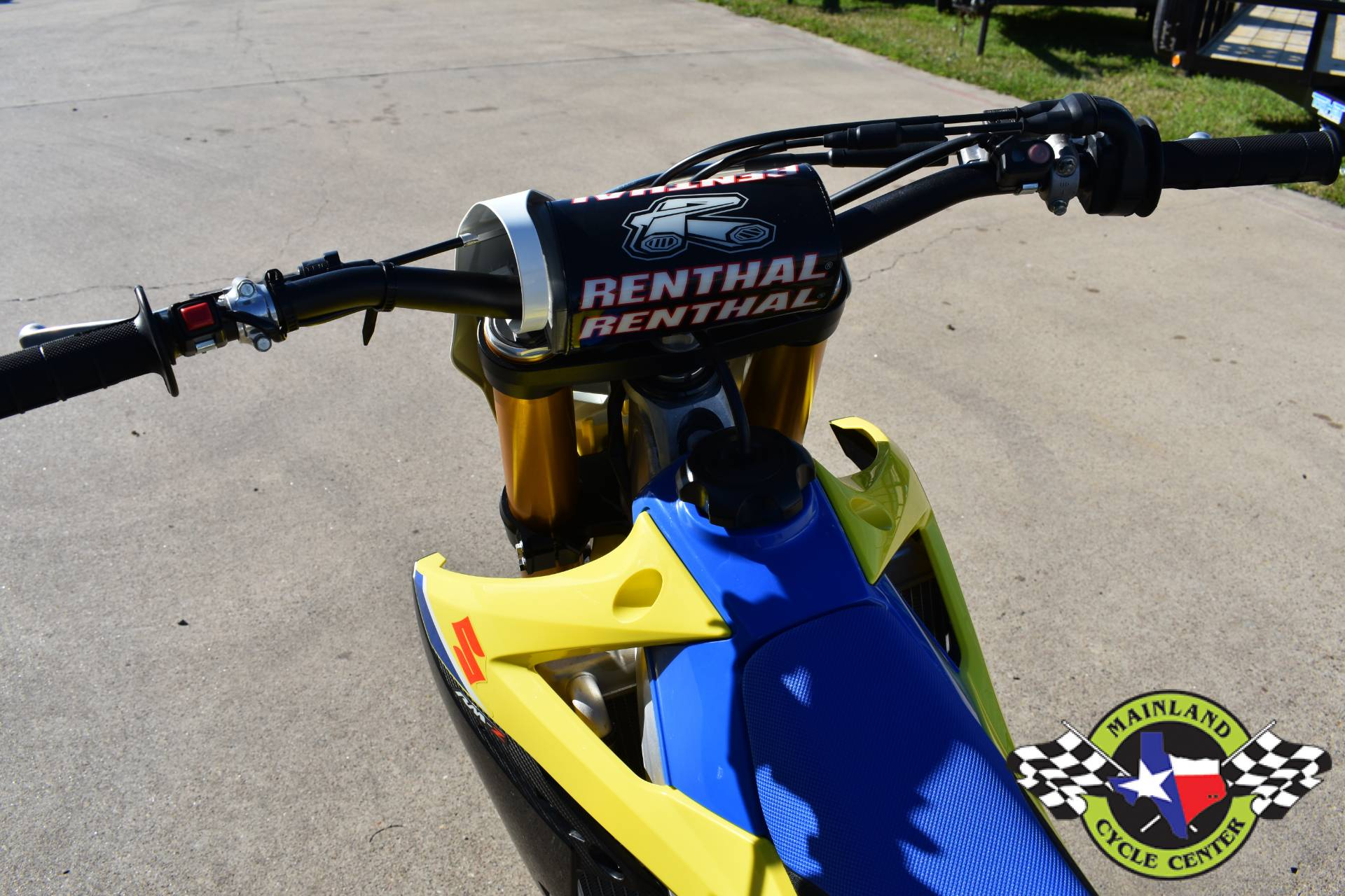 2018 Suzuki RM-Z450 in La Marque, Texas - Photo 25