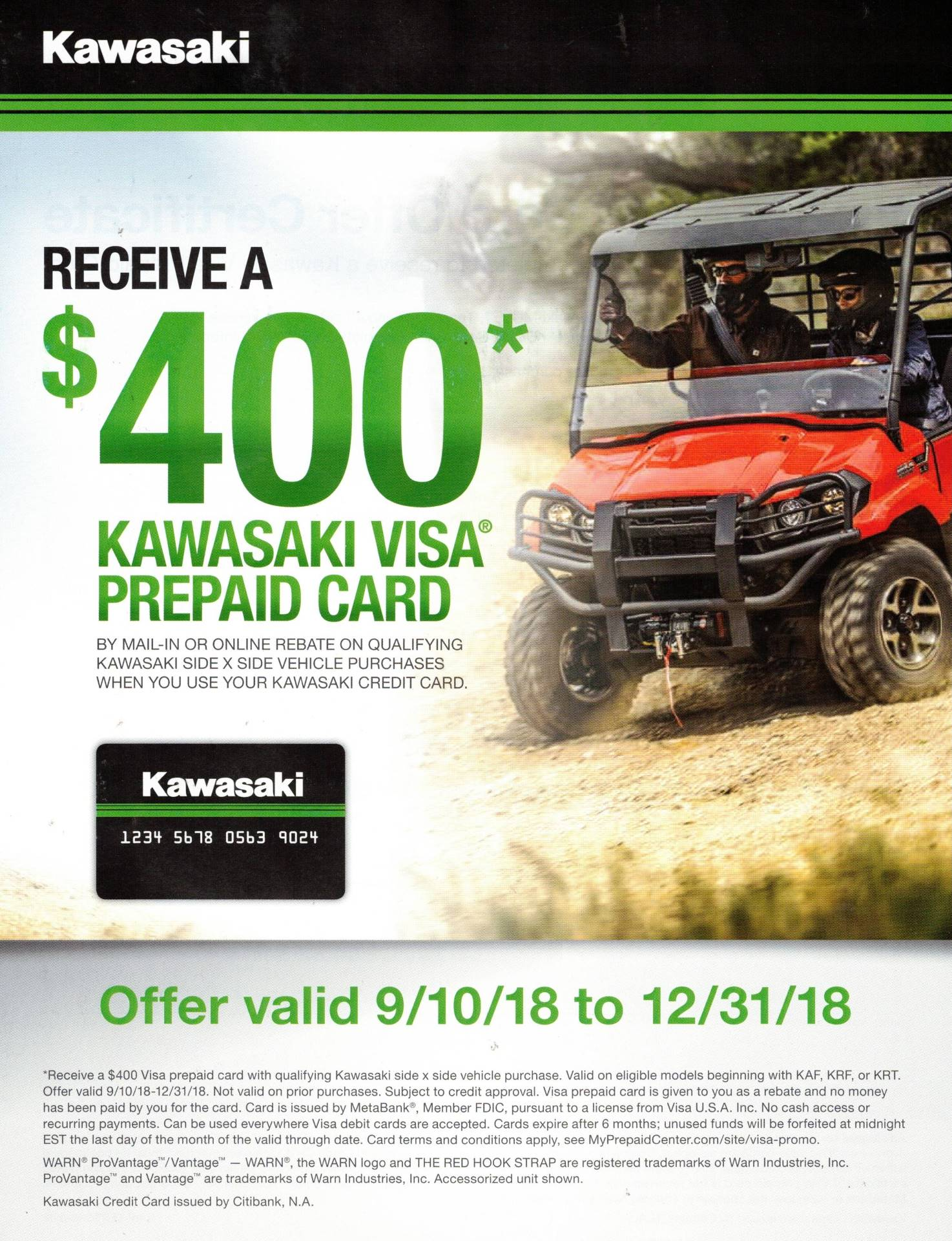2019 Kawasaki Mule PRO-FXT EPS 2