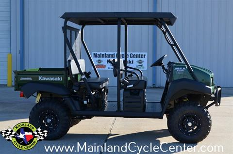 2017 Kawasaki Mule 4010 Trans4x4 in La Marque, Texas - Photo 3