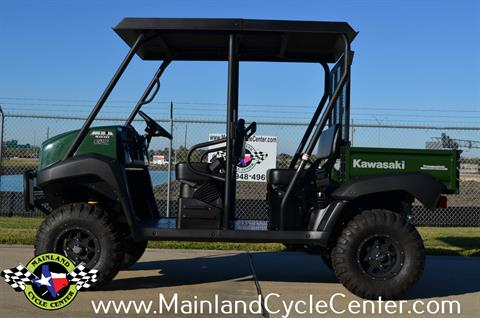 2017 Kawasaki Mule 4010 Trans4x4 in La Marque, Texas - Photo 6