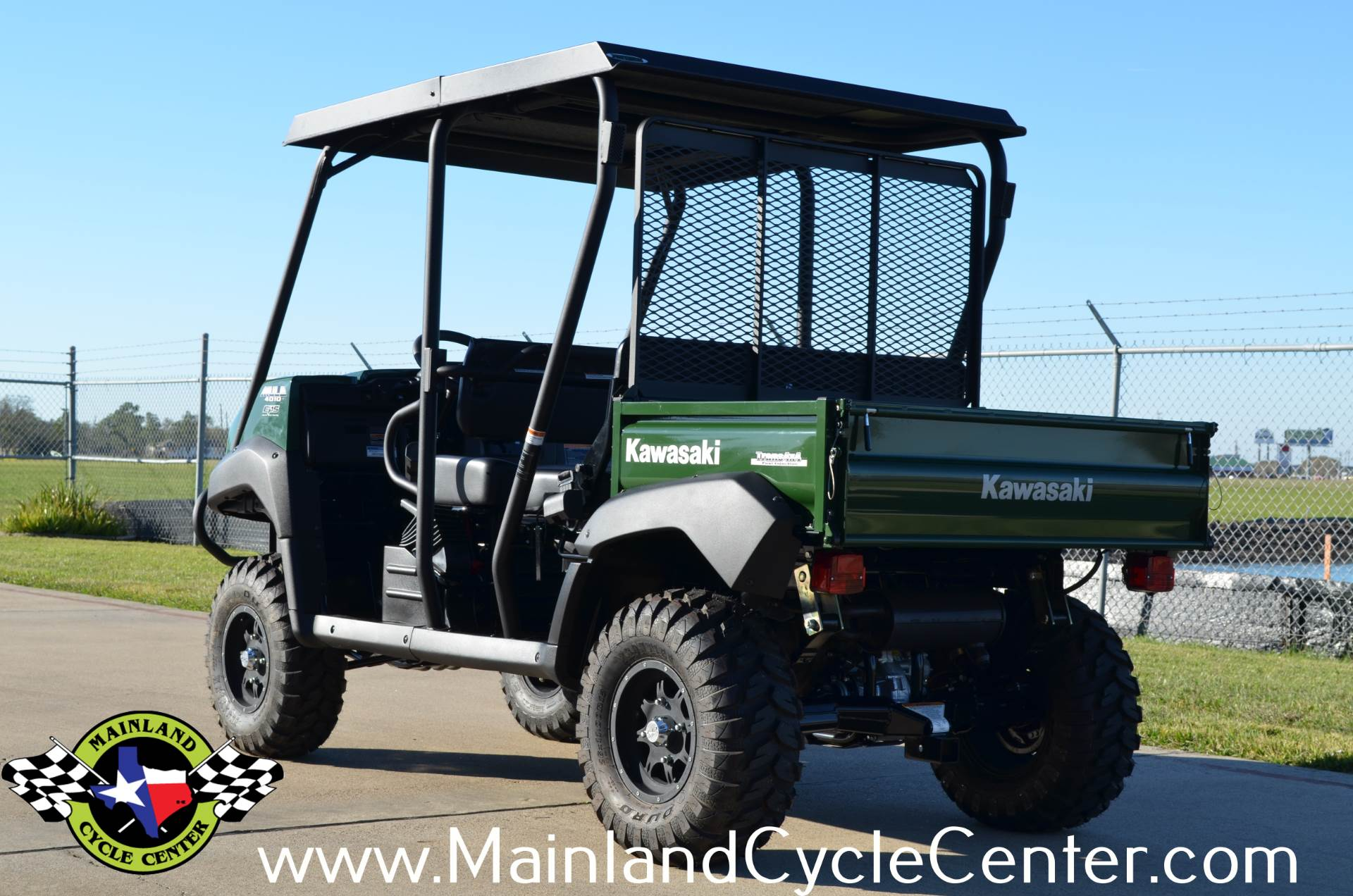 2017 Kawasaki Mule 4010 Trans4x4 in La Marque, Texas - Photo 7