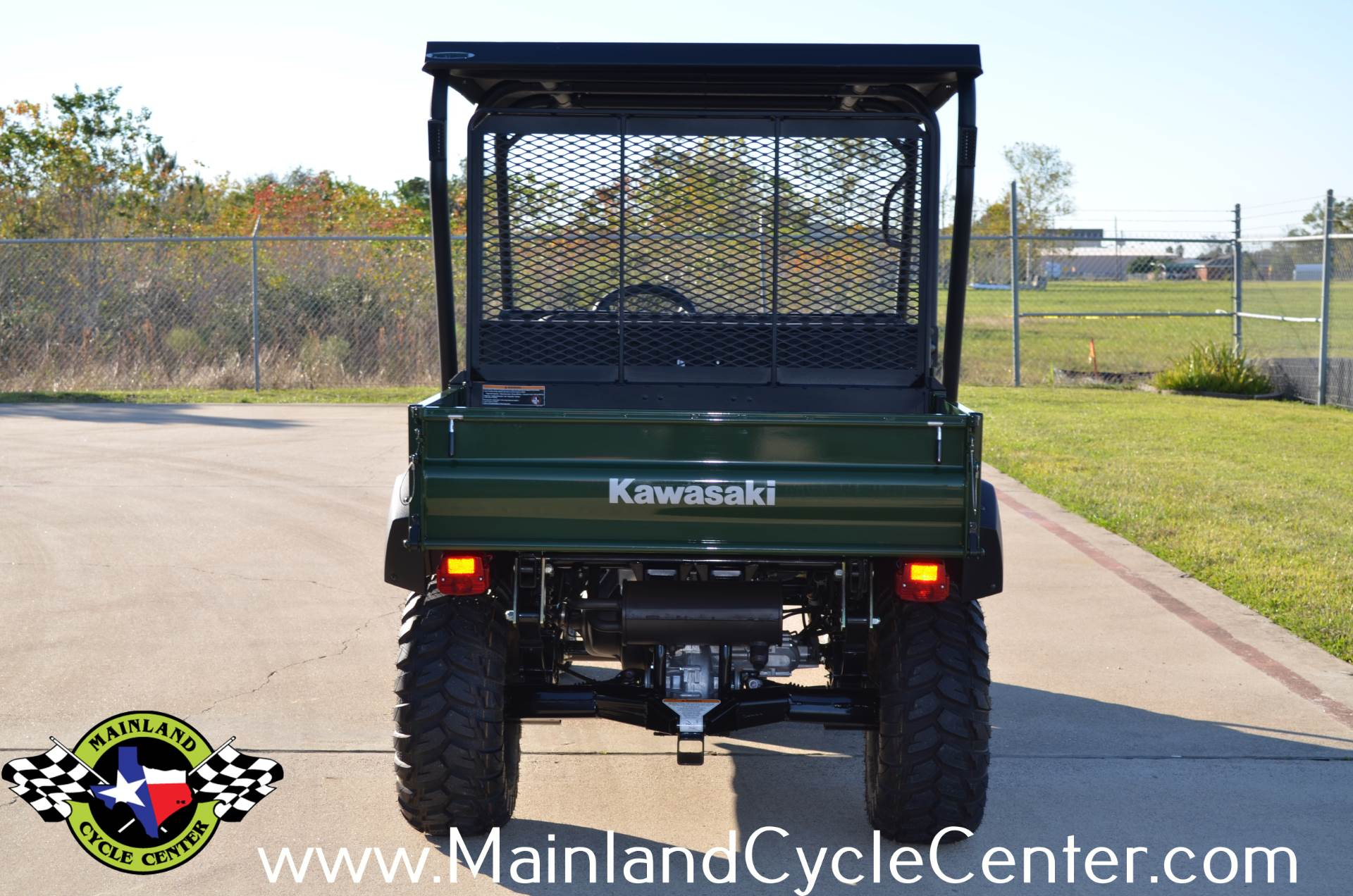 2017 Kawasaki Mule 4010 Trans4x4 in La Marque, Texas - Photo 8