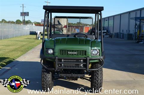 2017 Kawasaki Mule 4010 Trans4x4 in La Marque, Texas - Photo 9