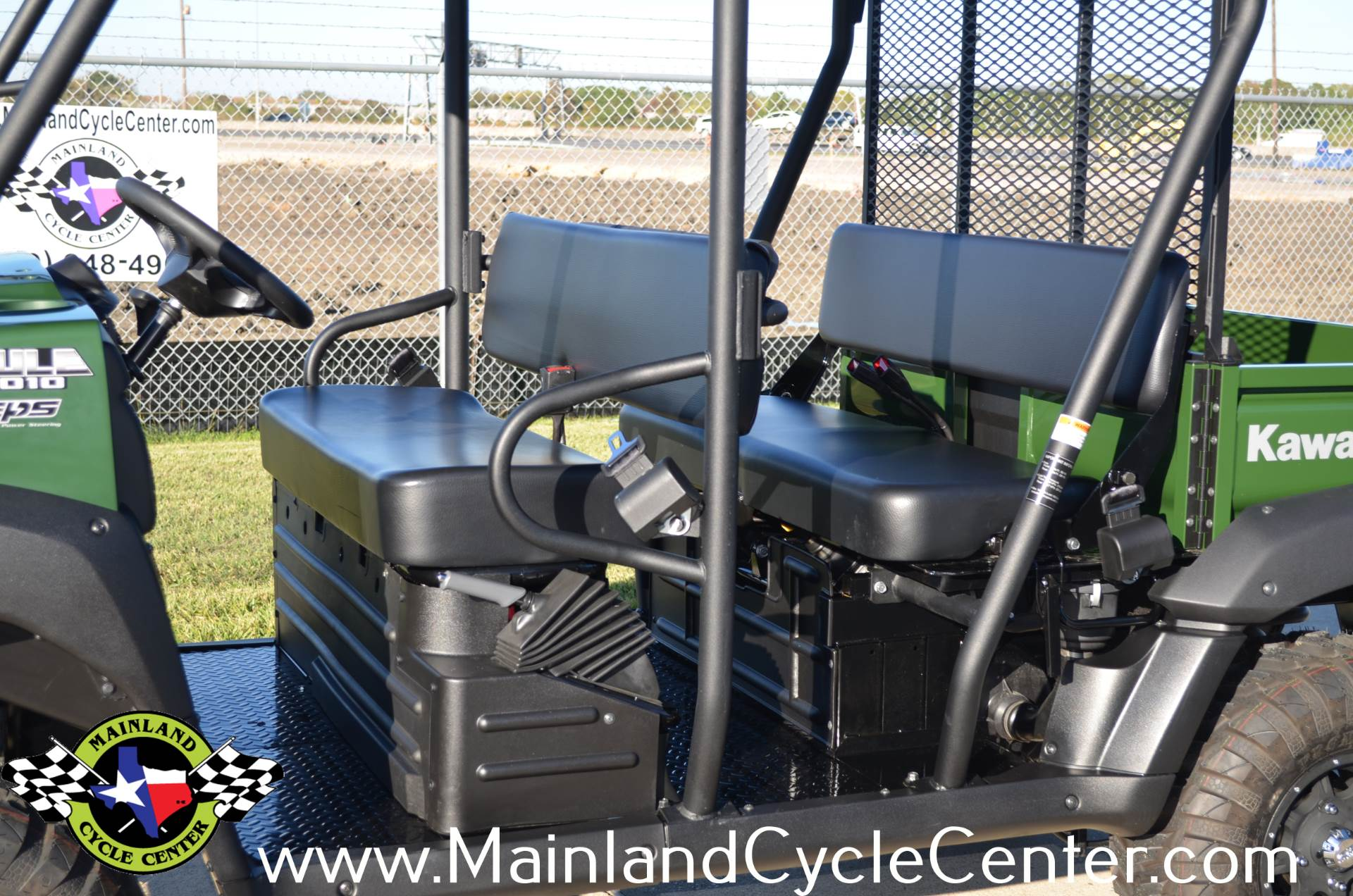 2017 Kawasaki Mule 4010 Trans4x4 in La Marque, Texas - Photo 11
