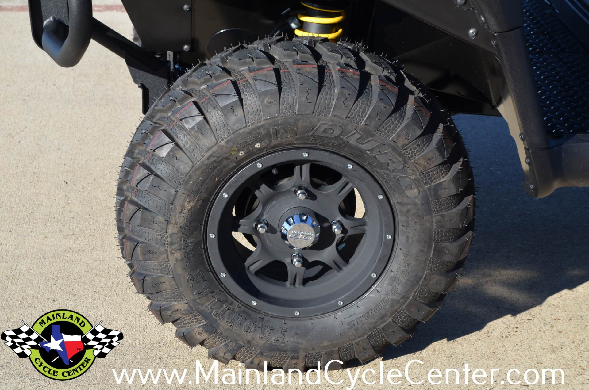 2017 Kawasaki Mule 4010 Trans4x4 in La Marque, Texas - Photo 13