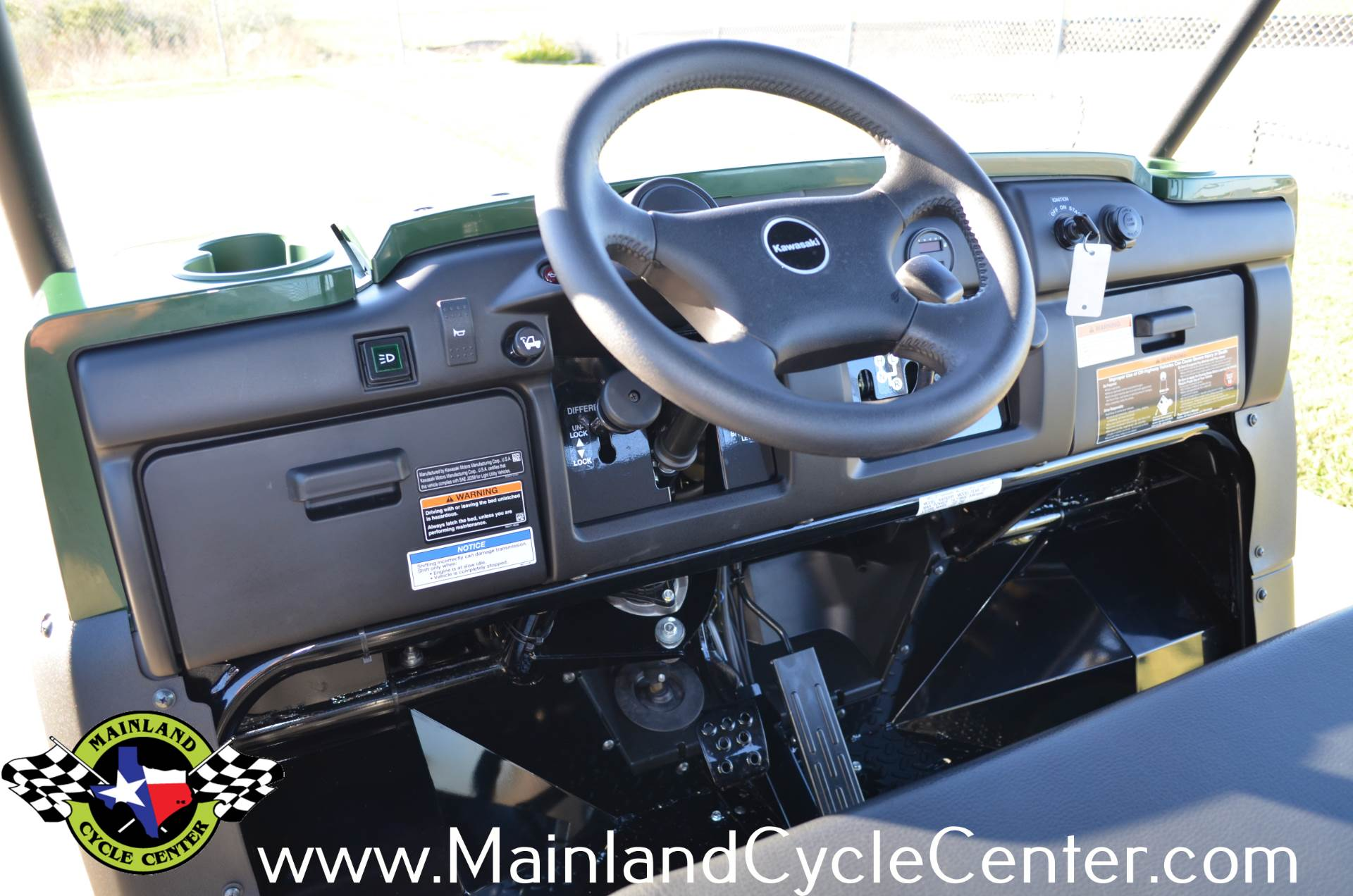 2017 Kawasaki Mule 4010 Trans4x4 in La Marque, Texas - Photo 15
