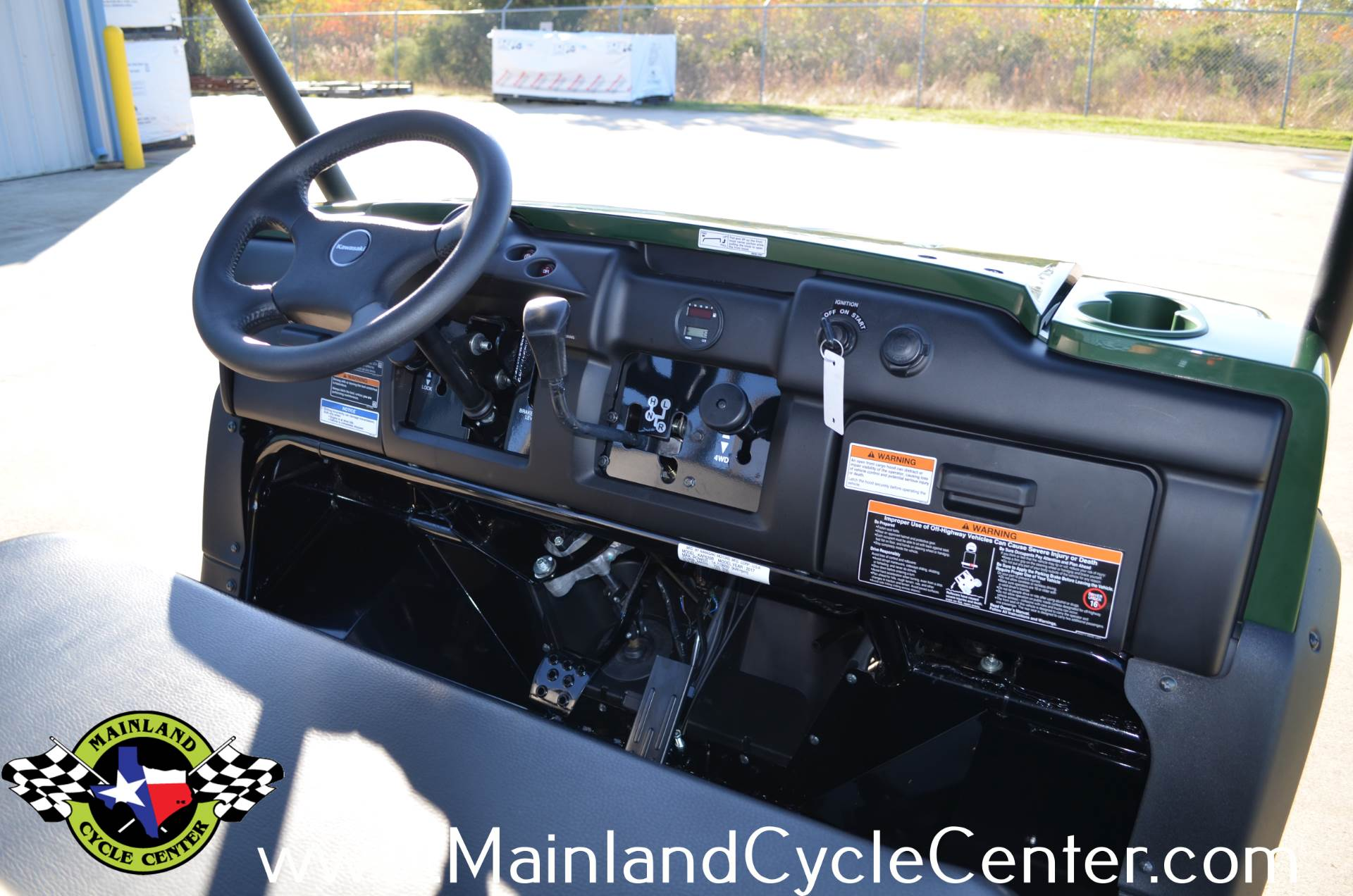 2017 Kawasaki Mule 4010 Trans4x4 in La Marque, Texas - Photo 16