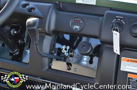 2017 Kawasaki Mule 4010 Trans4x4 in La Marque, Texas - Photo 17