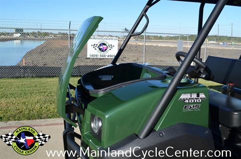 2017 Kawasaki Mule 4010 Trans4x4 in La Marque, Texas - Photo 20