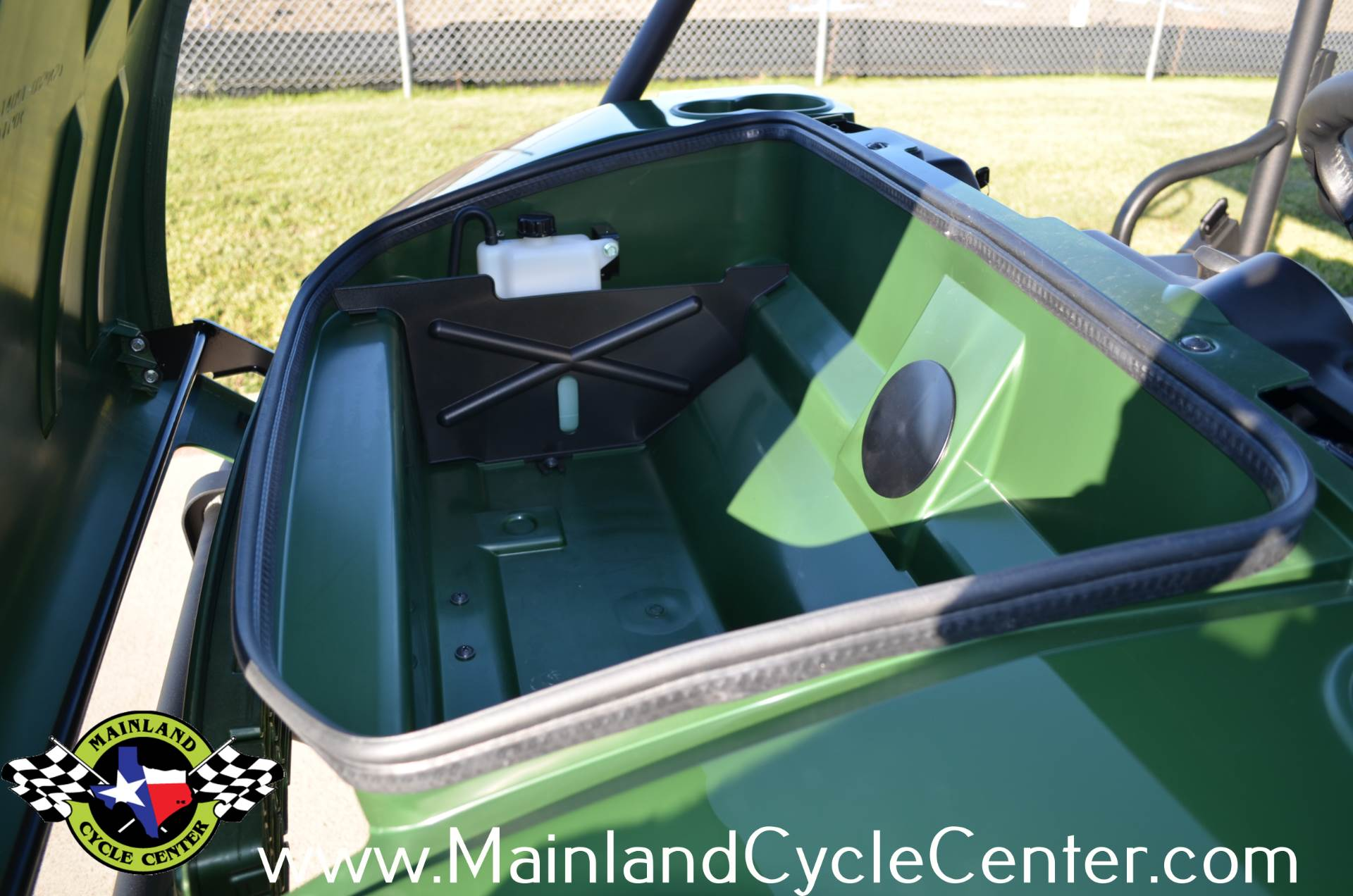 2017 Kawasaki Mule 4010 Trans4x4 in La Marque, Texas - Photo 21