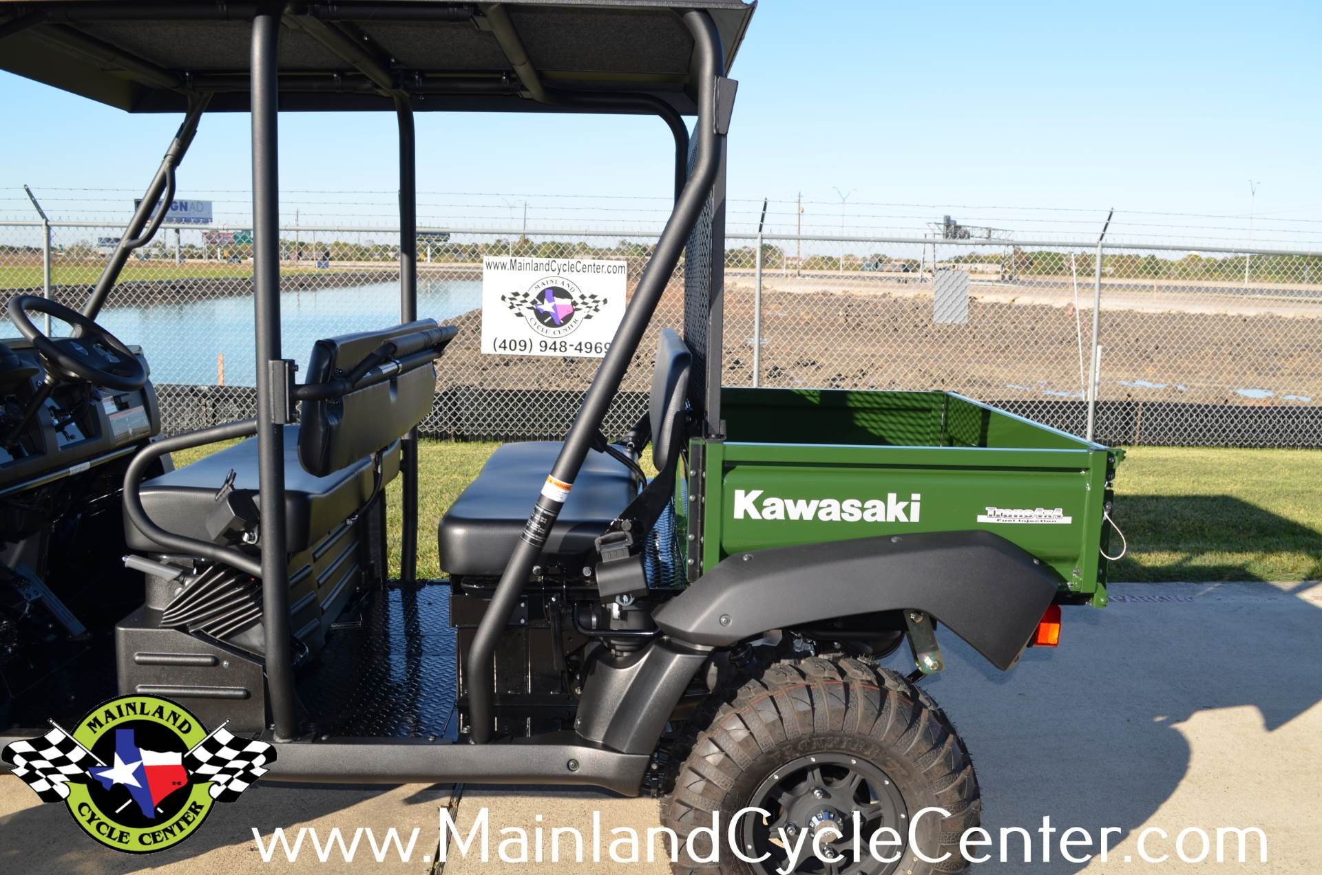 2017 Kawasaki Mule 4010 Trans4x4 in La Marque, Texas - Photo 22