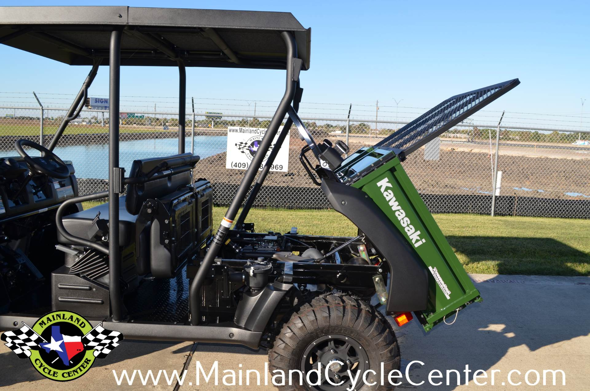 2017 Kawasaki Mule 4010 Trans4x4 in La Marque, Texas - Photo 23