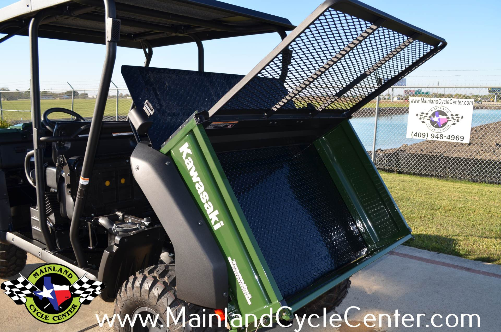 2017 Kawasaki Mule 4010 Trans4x4 in La Marque, Texas - Photo 24