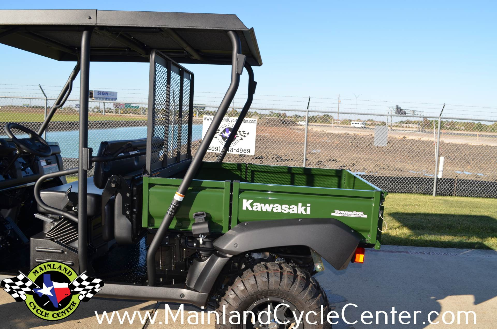 2017 Kawasaki Mule 4010 Trans4x4 in La Marque, Texas - Photo 25