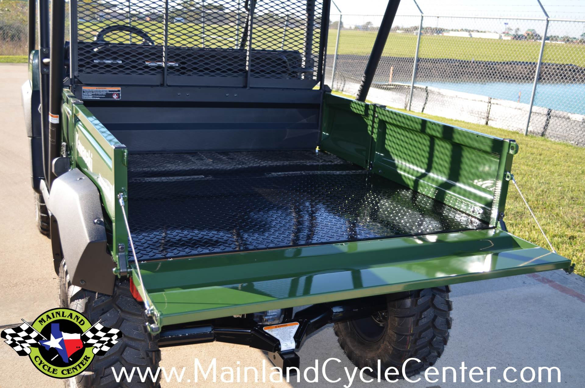 2017 Kawasaki Mule 4010 Trans4x4 in La Marque, Texas - Photo 26