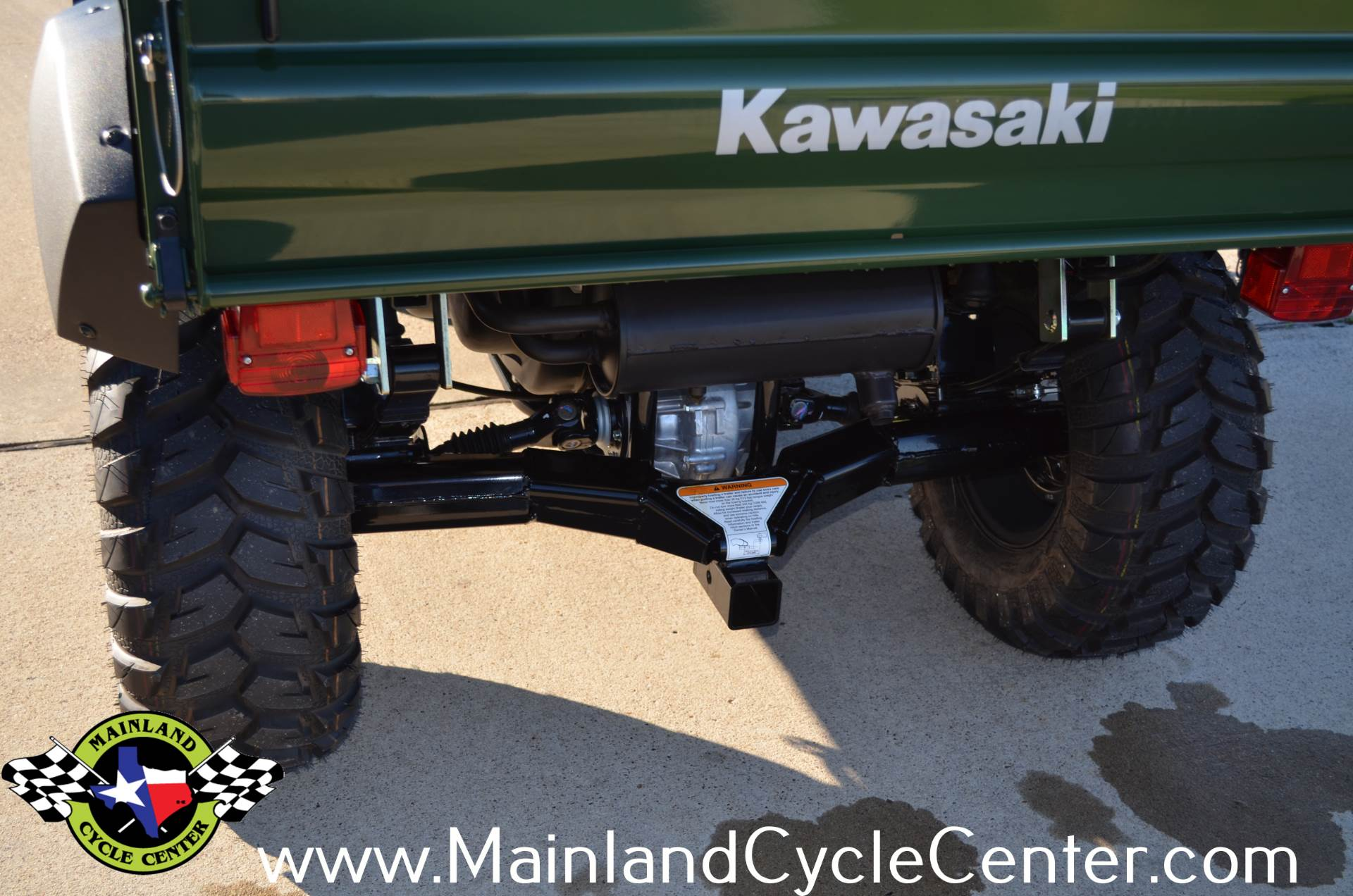 2017 Kawasaki Mule 4010 Trans4x4 in La Marque, Texas - Photo 28