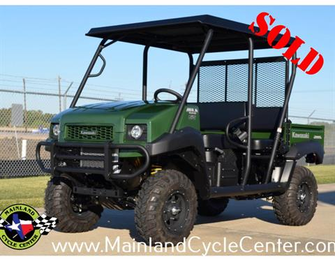 2017 Kawasaki Mule 4010 Trans4x4 in La Marque, Texas - Photo 1