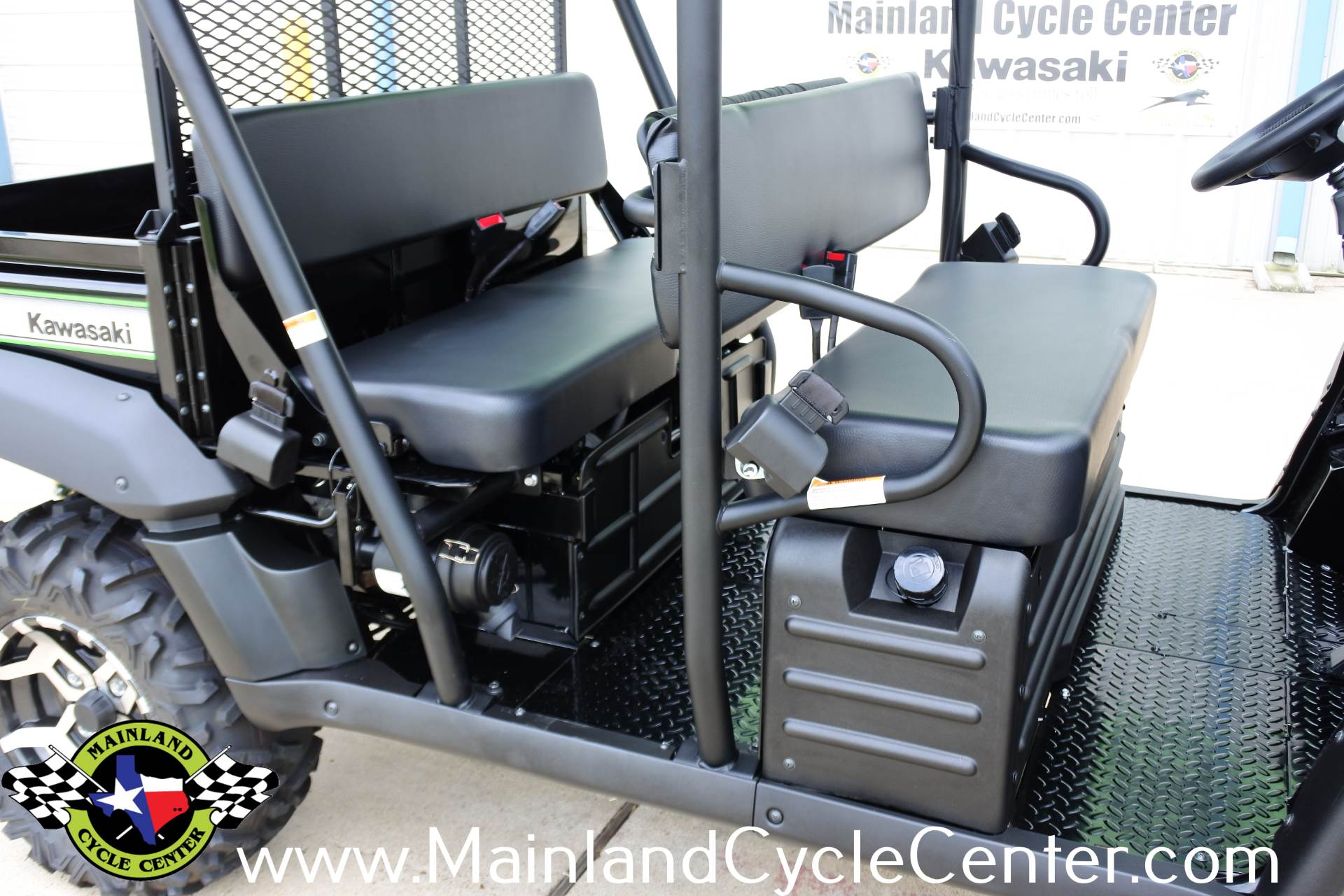 2017 Kawasaki Mule 4010 Trans4x4 SE in La Marque, Texas
