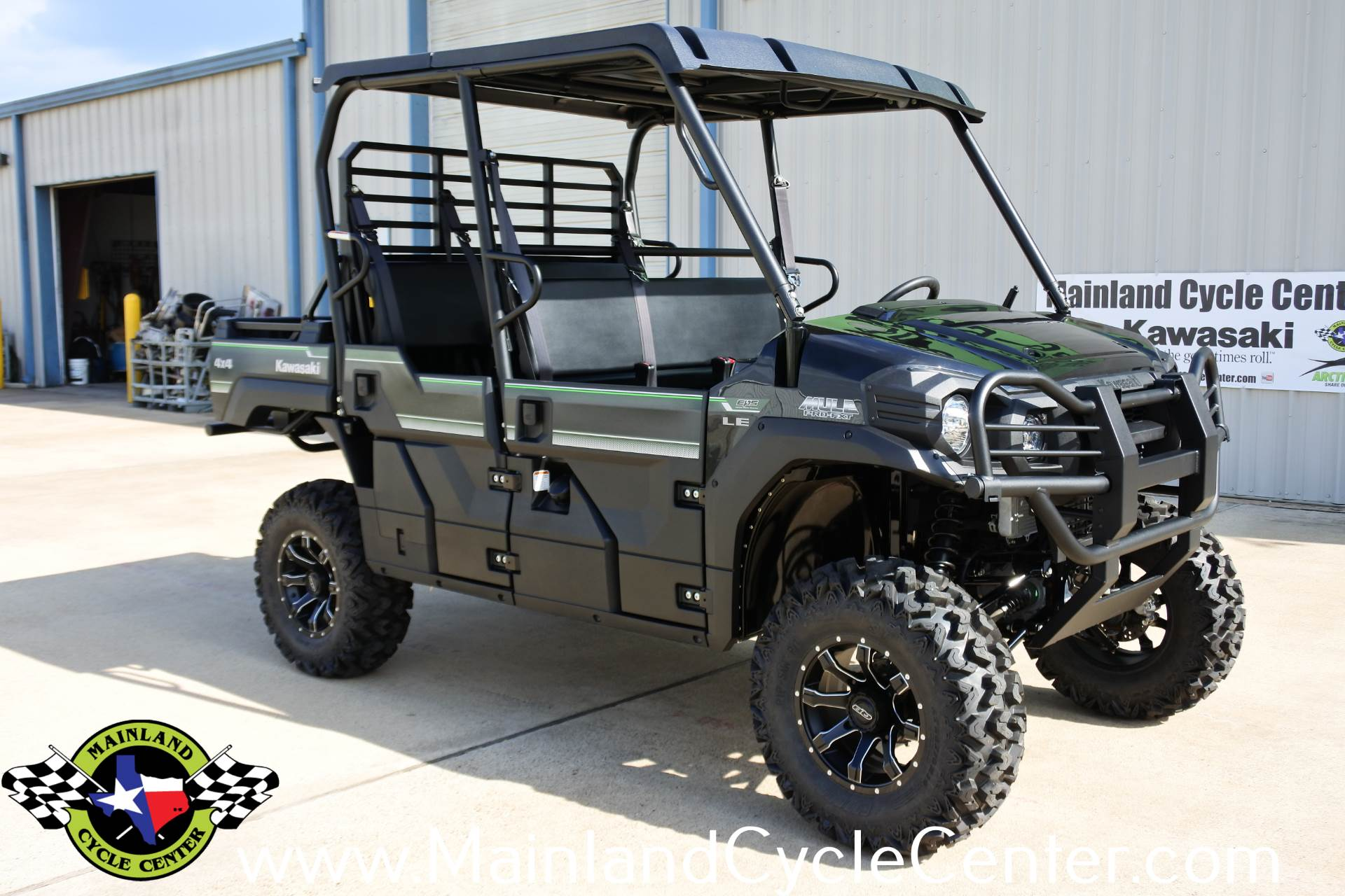 2017 Kawasaki Mule PRO-FXT EPS LE in La Marque, Texas - Photo 3