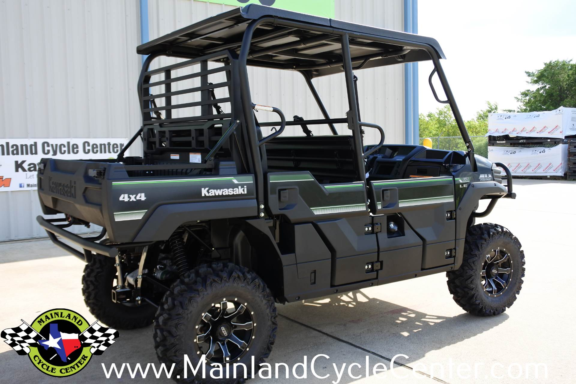 2017 Kawasaki Mule PRO-FXT EPS LE in La Marque, Texas - Photo 4