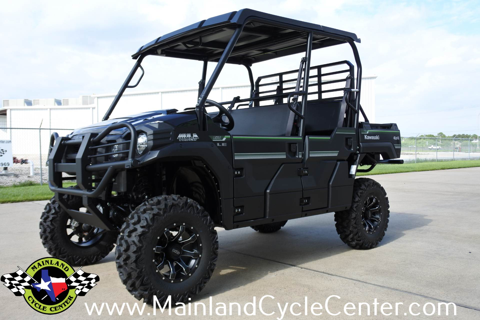 2017 Kawasaki Mule PRO-FXT EPS LE in La Marque, Texas - Photo 6
