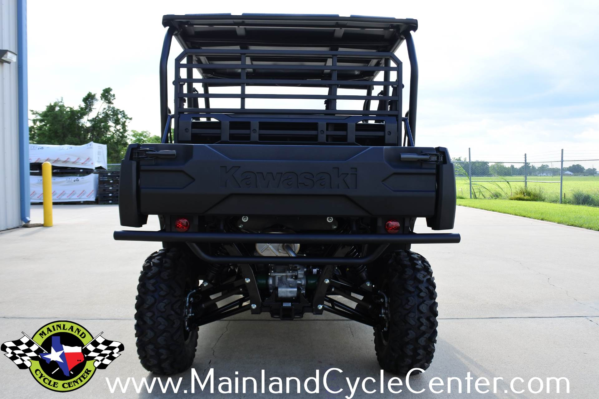 2017 Kawasaki Mule PRO-FXT EPS LE in La Marque, Texas - Photo 7