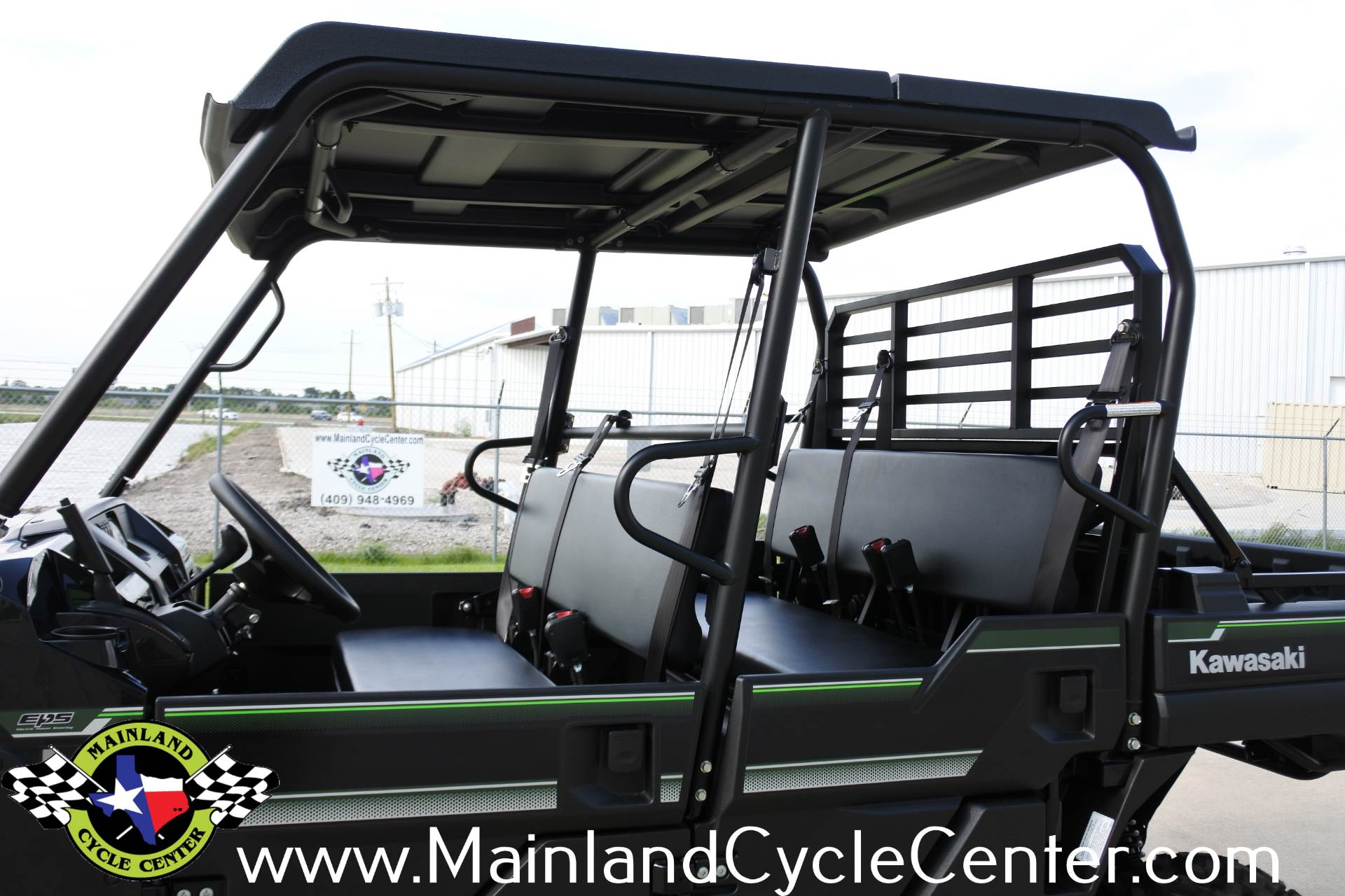 2017 Kawasaki Mule PRO-FXT EPS LE in La Marque, Texas - Photo 12