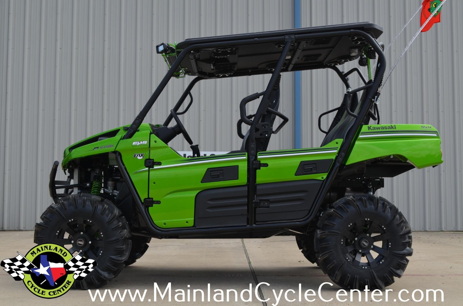 Used  Kawasaki Teryx Texas