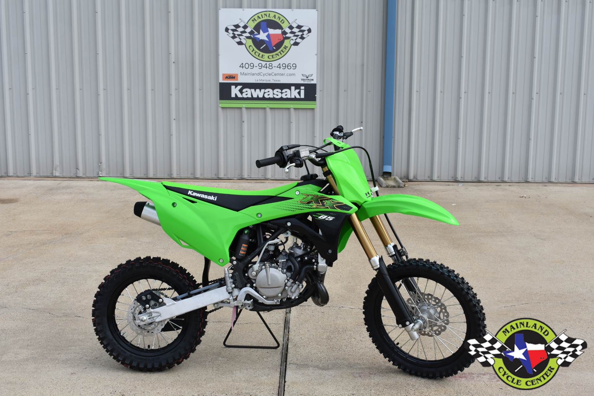 2020 Kawasaki KX 85 in La Marque, Texas - Photo 2