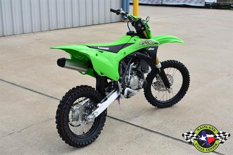 2020 Kawasaki KX 85 in La Marque, Texas - Photo 4