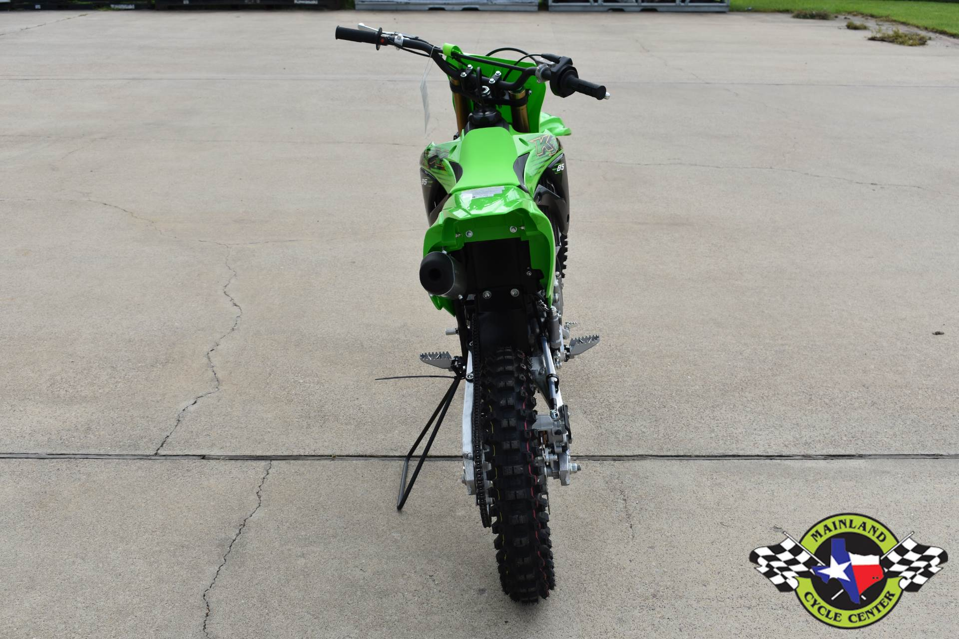 2020 Kawasaki KX 85 in La Marque, Texas - Photo 8