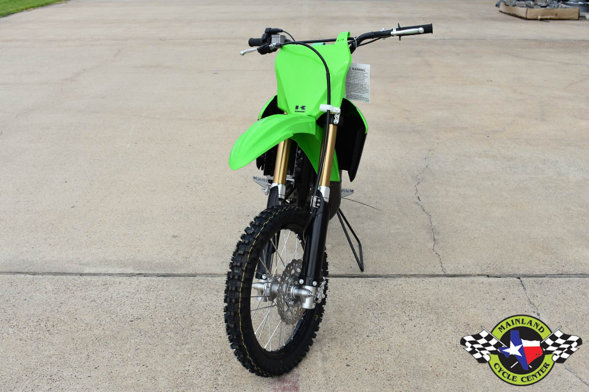 2020 Kawasaki KX 85 in La Marque, Texas - Photo 9