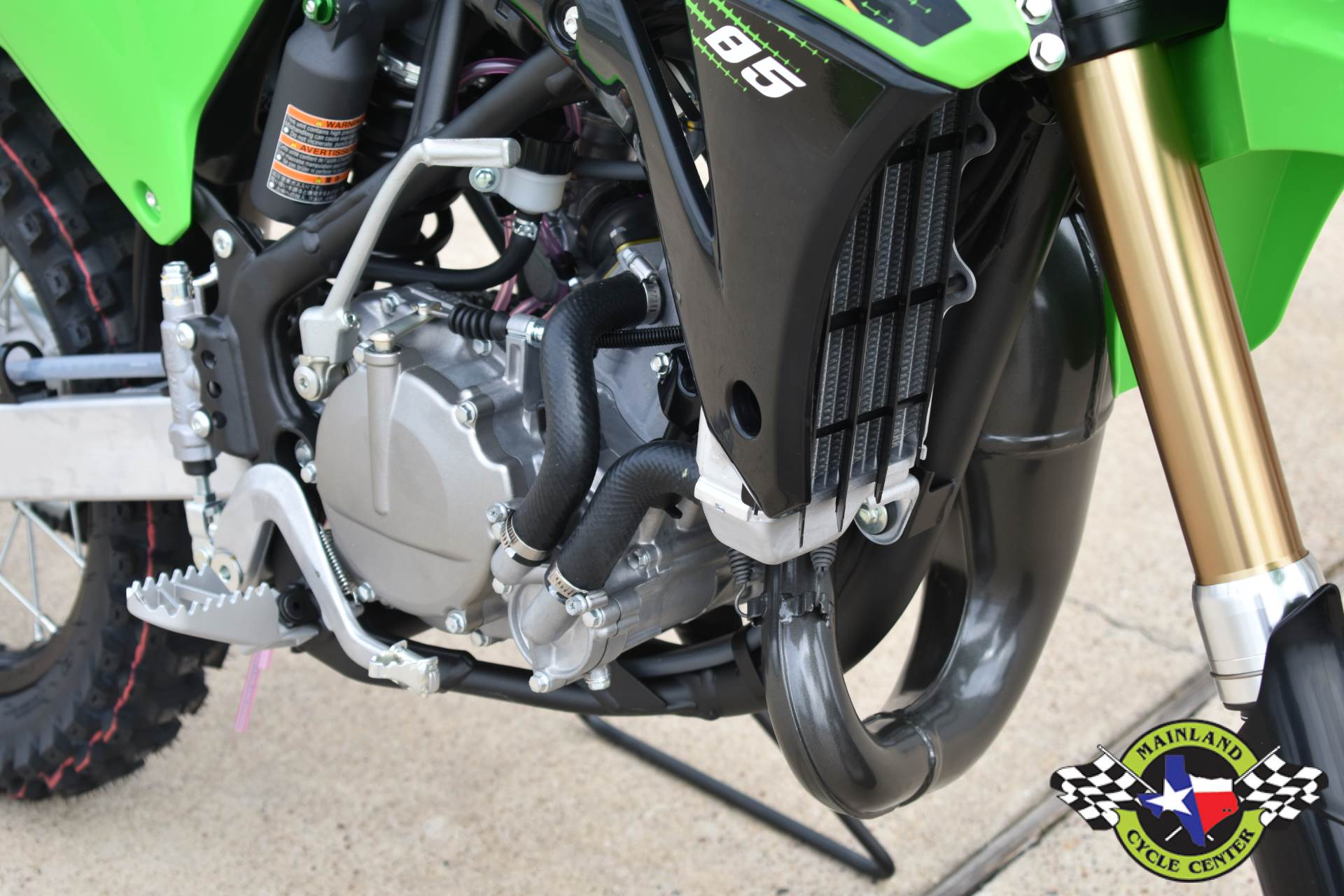 2020 Kawasaki KX 85 in La Marque, Texas - Photo 10
