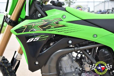2020 Kawasaki KX 85 in La Marque, Texas - Photo 16