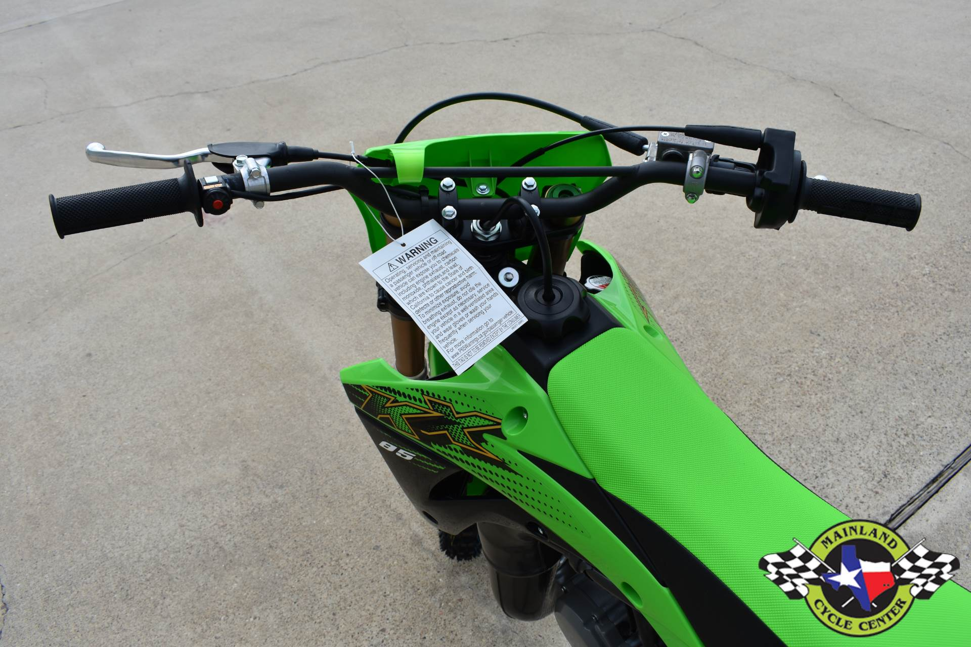 2020 Kawasaki KX 85 in La Marque, Texas - Photo 20