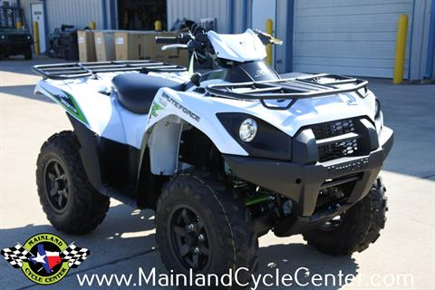 2018 Kawasaki Brute Force 750 4x4i EPS in La Marque, Texas - Photo 1