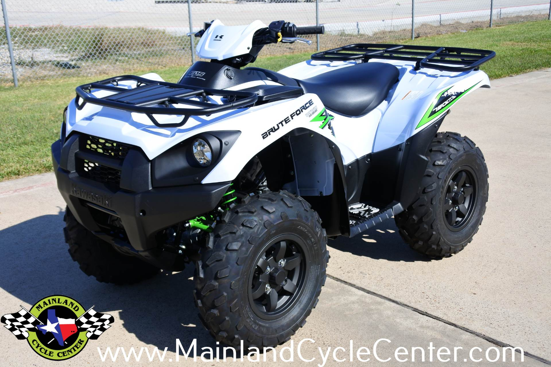 2018 Kawasaki Brute Force 750 4x4i EPS in La Marque, Texas - Photo 5