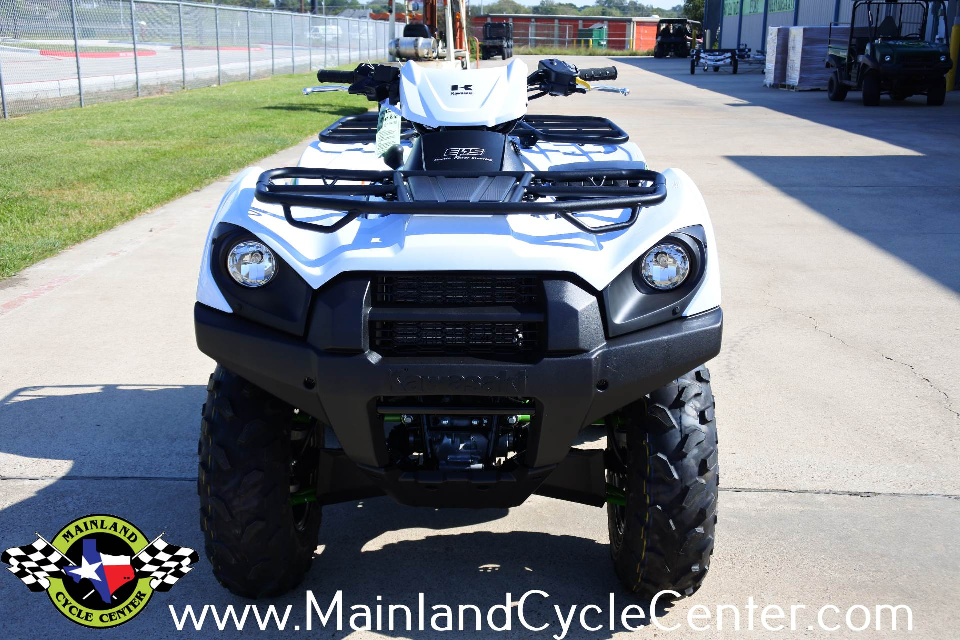 2018 Kawasaki Brute Force 750 4x4i EPS in La Marque, Texas - Photo 8