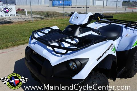 2018 Kawasaki Brute Force 750 4x4i EPS in La Marque, Texas - Photo 9