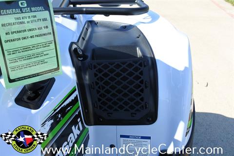 2018 Kawasaki Brute Force 750 4x4i EPS in La Marque, Texas - Photo 15