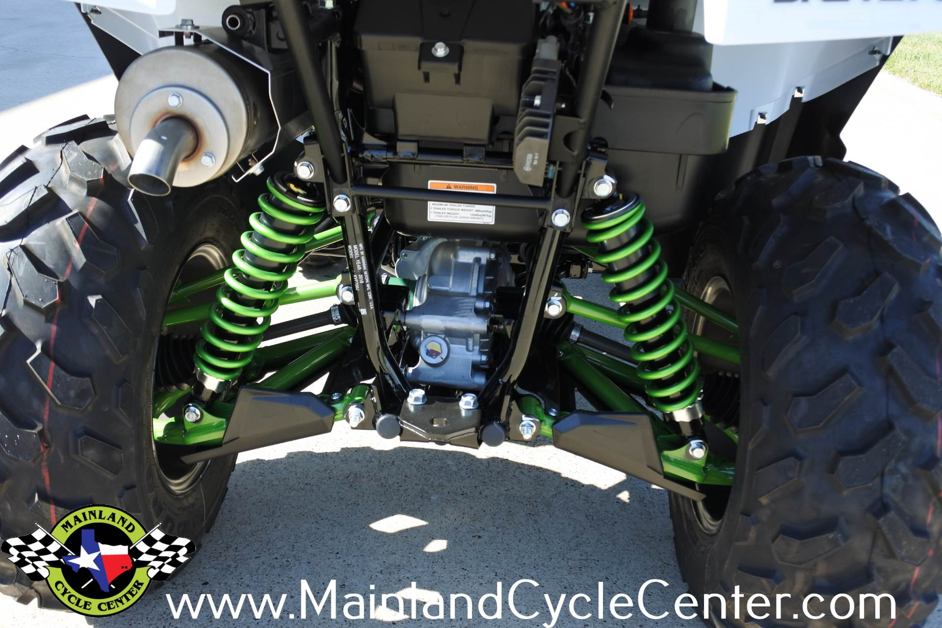 2018 Kawasaki Brute Force 750 4x4i EPS in La Marque, Texas - Photo 20