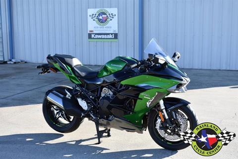 2020 Kawasaki Ninja H2 SX SE+ in La Marque, Texas - Photo 2