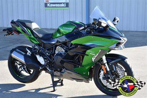 2020 Kawasaki Ninja H2 SX SE+ in La Marque, Texas - Photo 1
